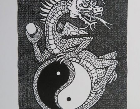 Guardian of the Yin Yang | Price:  $60.00
